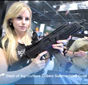 USDA Guns