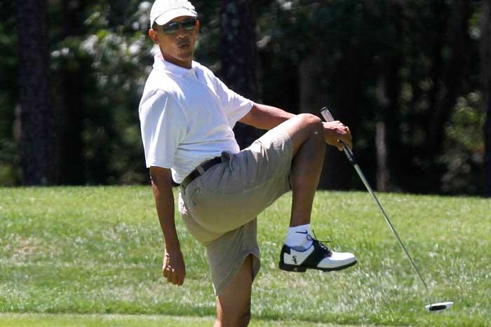obama golf club