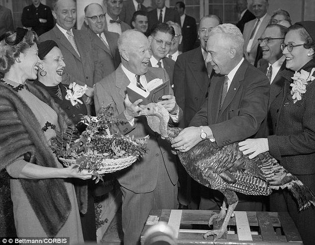 Eisenhower-Turkey