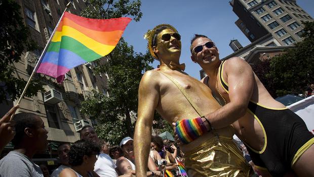at the gay bar bush