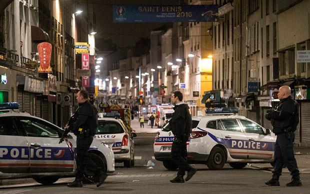 Paris Terrorism
