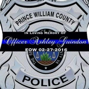 Prince William County cop shot