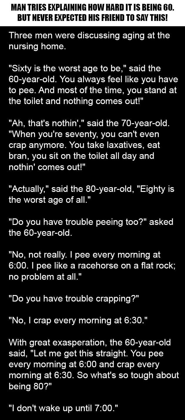Elderly Joke