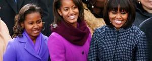 Obama daughters