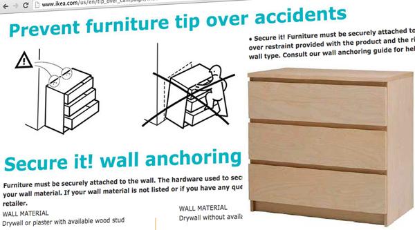 Ikea recall