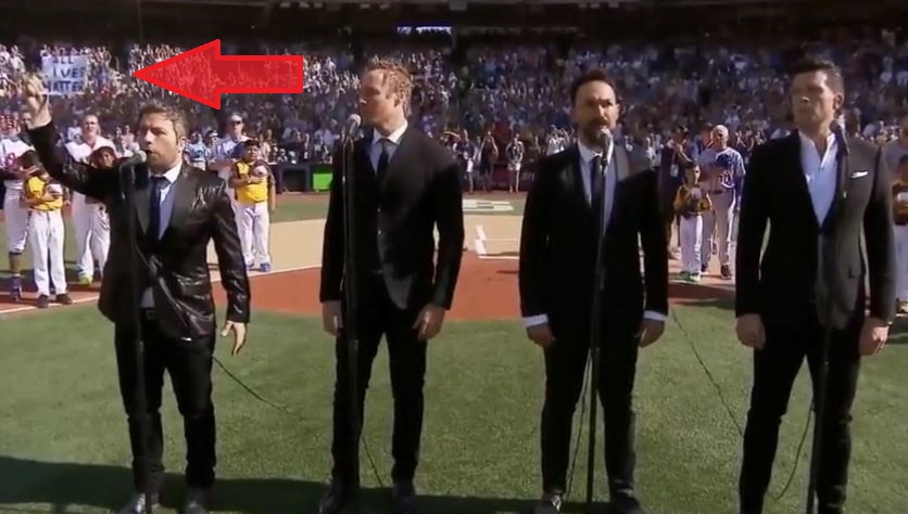 all star game national anthem