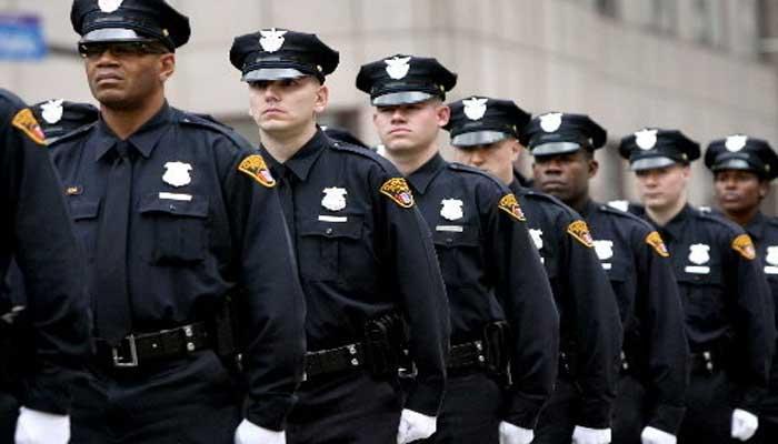 trump police appreciation
