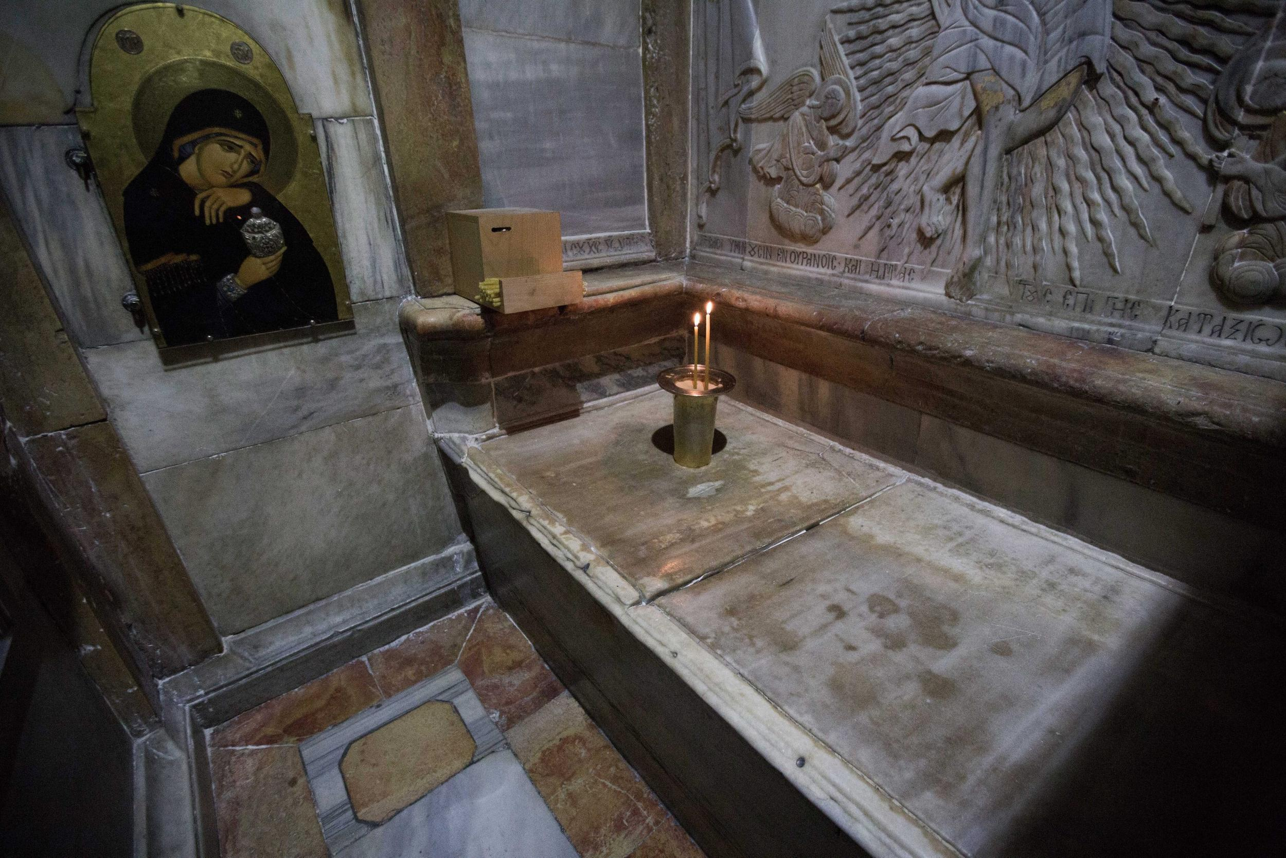 First Time In Centuries Jesus Tomb Opened And Discover