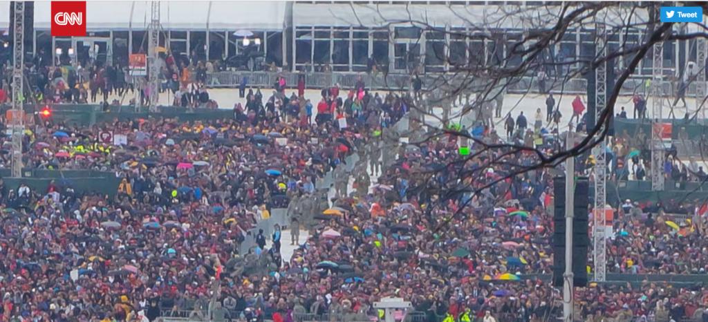 trump inauguration photos