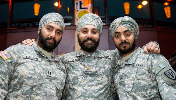 army dress code hijab