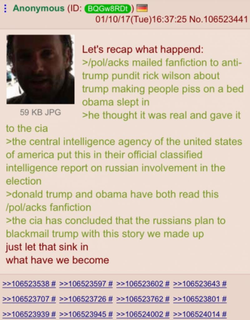 trump russia buzzfeed