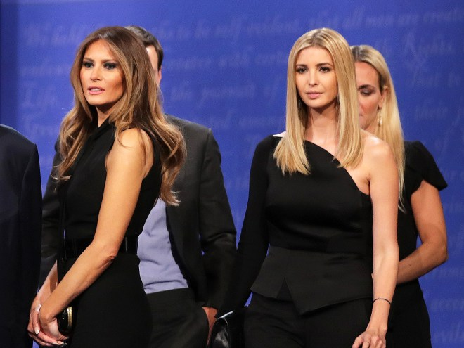 Women Are Flocking to Plastic Surgeons To Look Like Ivanka and Melania -- Despite The Narrative Against Them