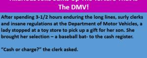 DMV joke